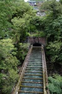 27八つ沢発電所導水路3