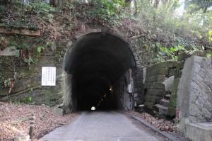 41観音崎第二砲台通路