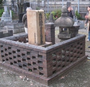 25東海寺大山墓地