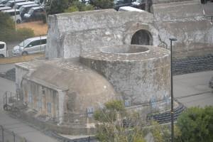 21観測所兼砲側庫