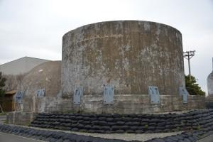 23観測所兼砲側庫