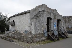 19砲台砲側庫