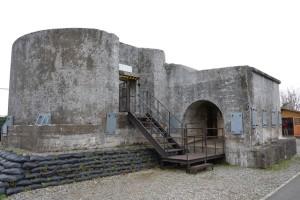 22観測所兼砲側庫